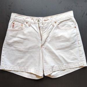 Vintage 90s Guess Jean Shorts
